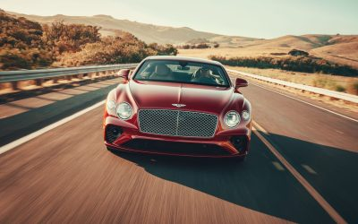 Bentley Continental GT Crowned People's Car of the Year